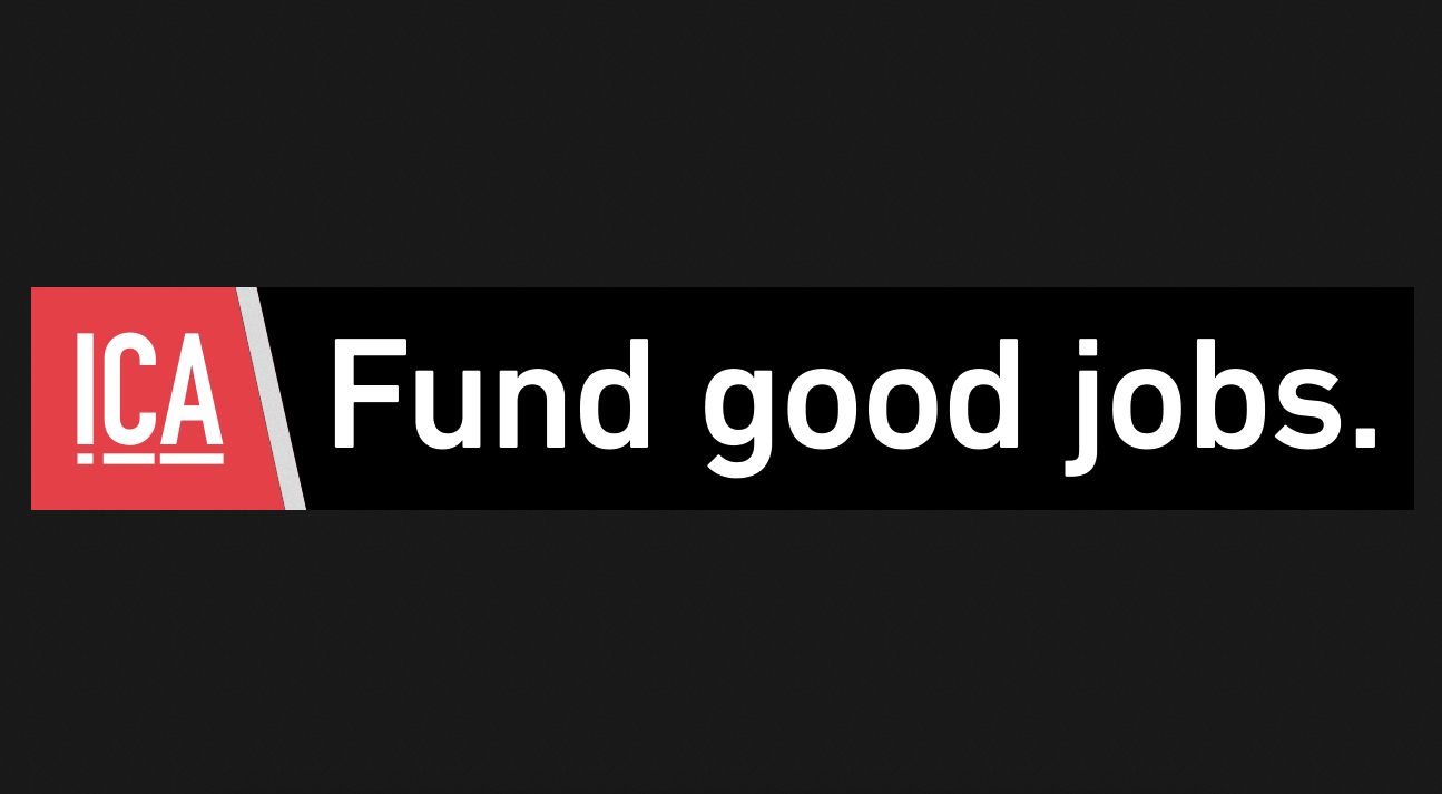 ICA Fund Good Jobs