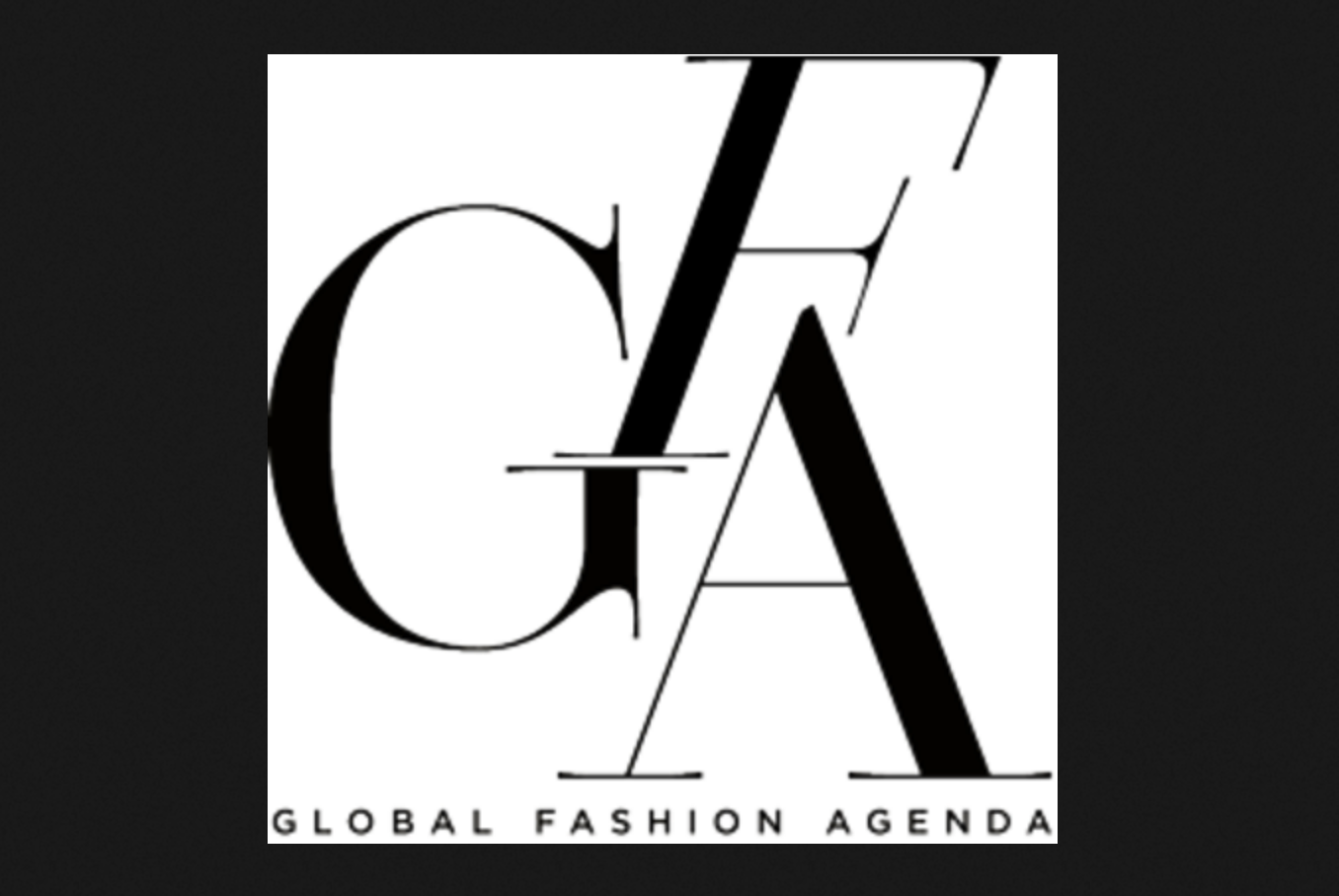 Global Fashion Agenda